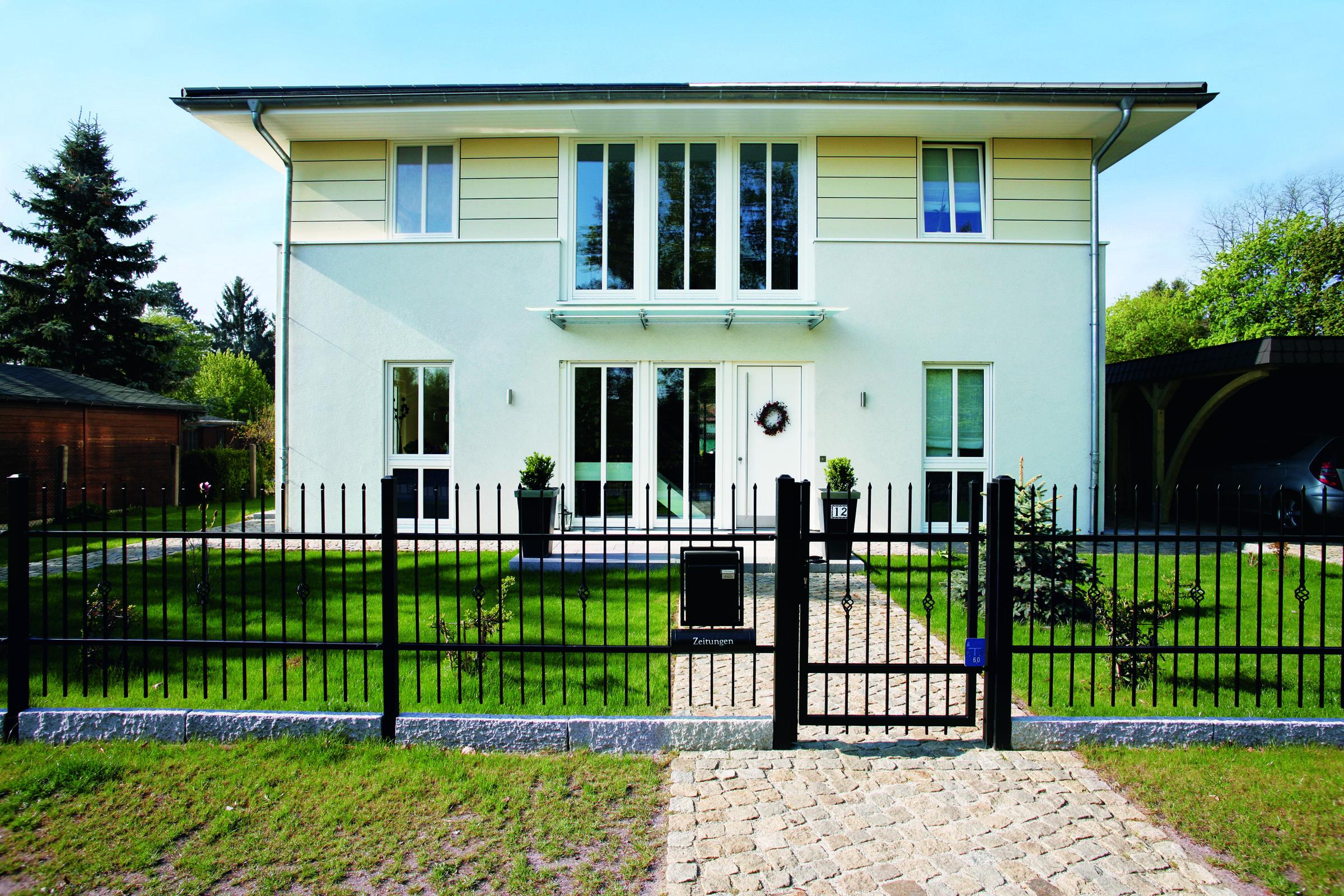 07 2013 haacke er ffnet neues musterhaus im unger park werder. Black Bedroom Furniture Sets. Home Design Ideas